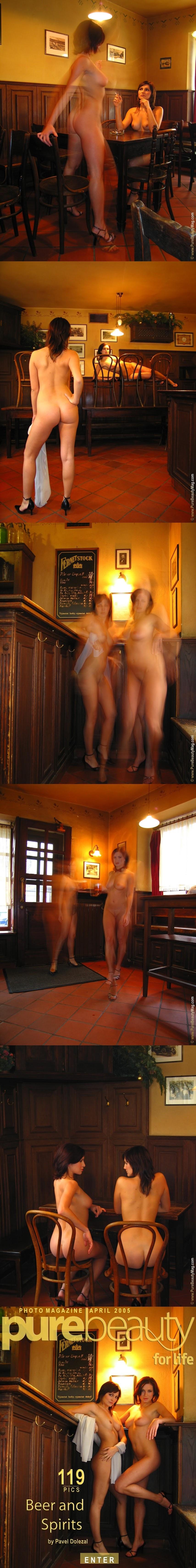 PureBeautyMag PBM  - 2005-04-18 -  s41223 - Alena  Simona - Beer and Spirits - 3072px