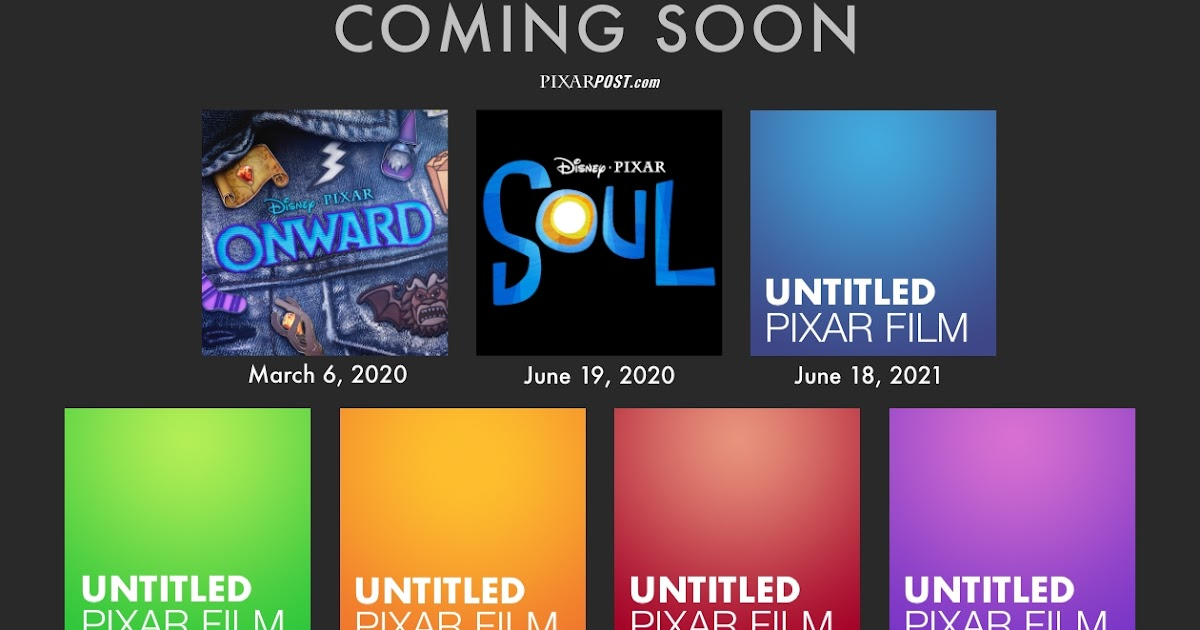 Pixar S Next 7 Films Release Dates From 2020 2024 With Director Speculations Domee Shi Brian Fee Brad Bird Pixar Post