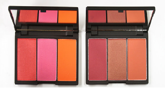 sleek blush by 3 2012 palettes