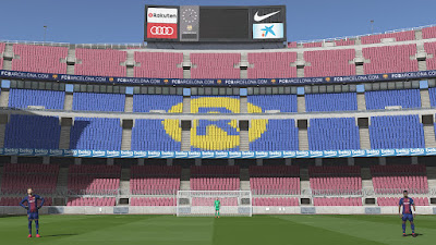 PES 2018 Camp Nou Mod v2 by Txak