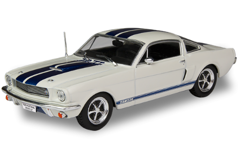 Grandes autos memorables Ford Mustang Shelby GT 350H