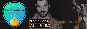 Alok - TABLE FOR 2 Guitar Chords (ft. IRO)