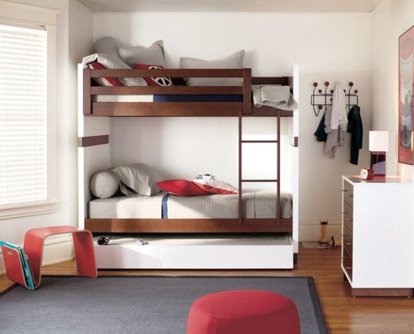 Decore quartos pequenos com beliches reciclar e decorar for Ben arredo