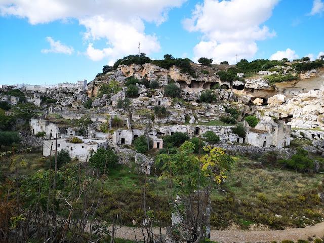 Il rione Casale risalente alla preistoria