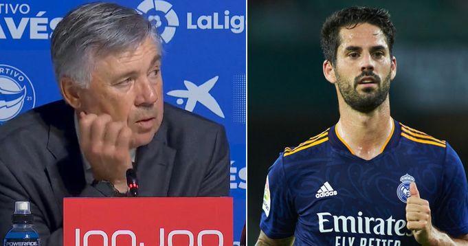 'We lacked a bit of intensity': Ancelotti speaks on Madrid Performance against Betis