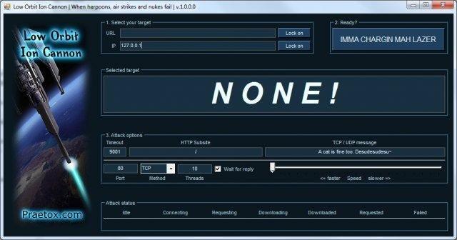 Cara Melakukan DDoS, Aplikasi untuk DDoS
