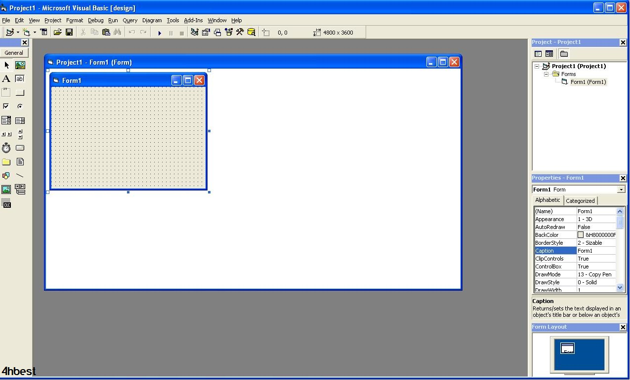 Visual basic online tutorial