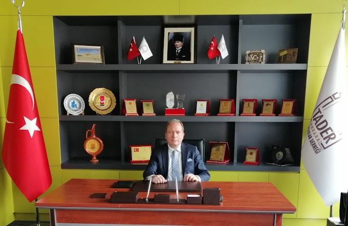 TADER'DEN ÇANAKKALE ZAFERİ KUTLAMASI