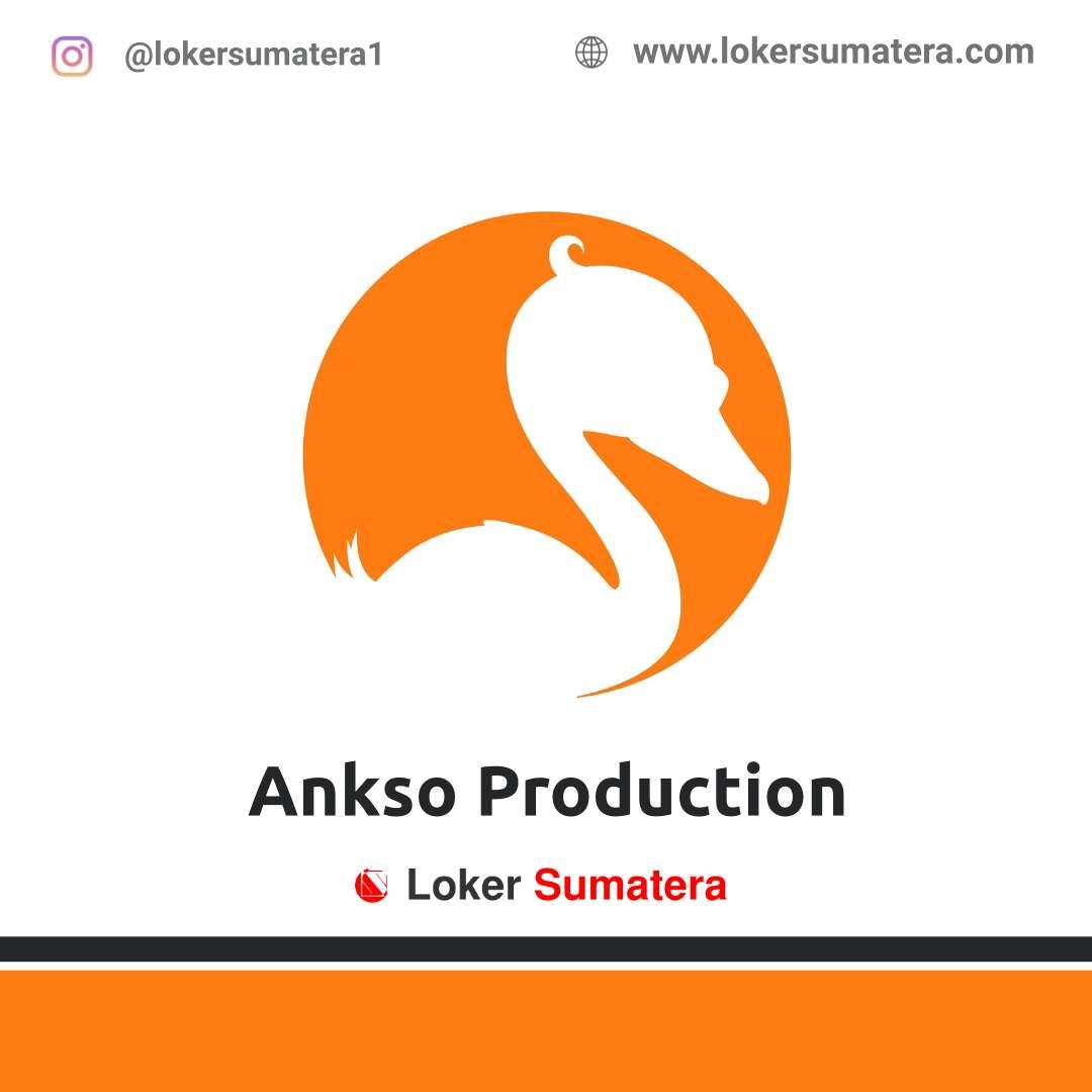 Lowongan Kerja Jambi: Ankso Production Januari 2021