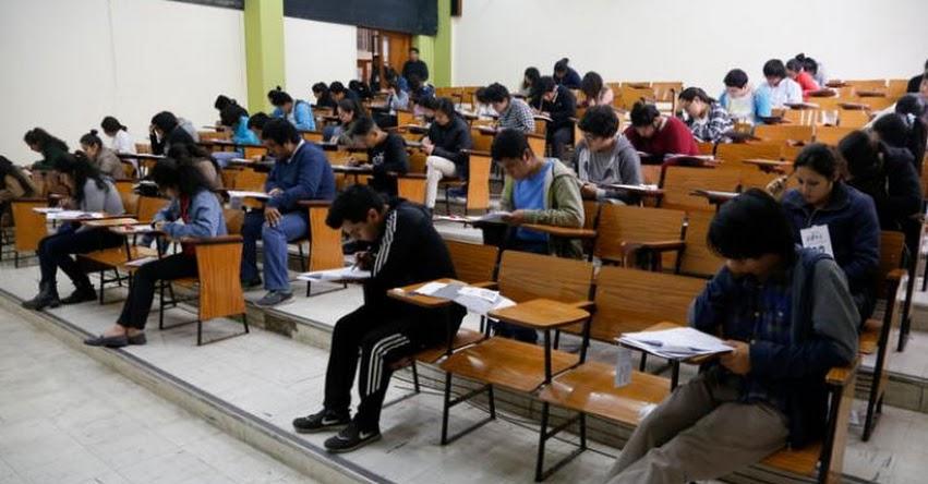 UNMSM: Examen de admisión a San Marcos tendrá más de 20 mil postulantes - www.unmsm.edu.pe