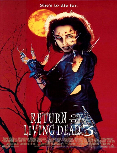 Ver El regreso de los muertos vivientes 3 (1993) Online
