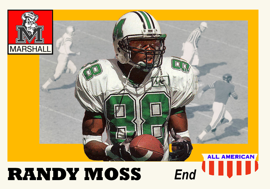 randy moss essay On may 11, 2010, a portion of baltimore's north avenue was renamed ray lewis way in honor of the linebacker and his charitable work.