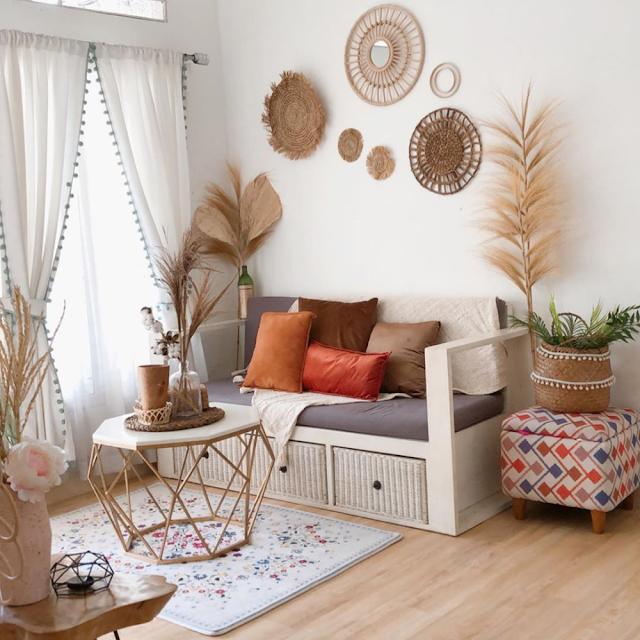 Desain Ruang Tamu Minimalis Mewah dan Elegan Terbaru