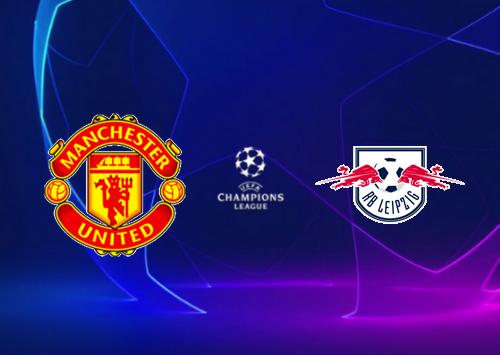 Manchester United vs RB Leipzig -Highlights 28 October 2020