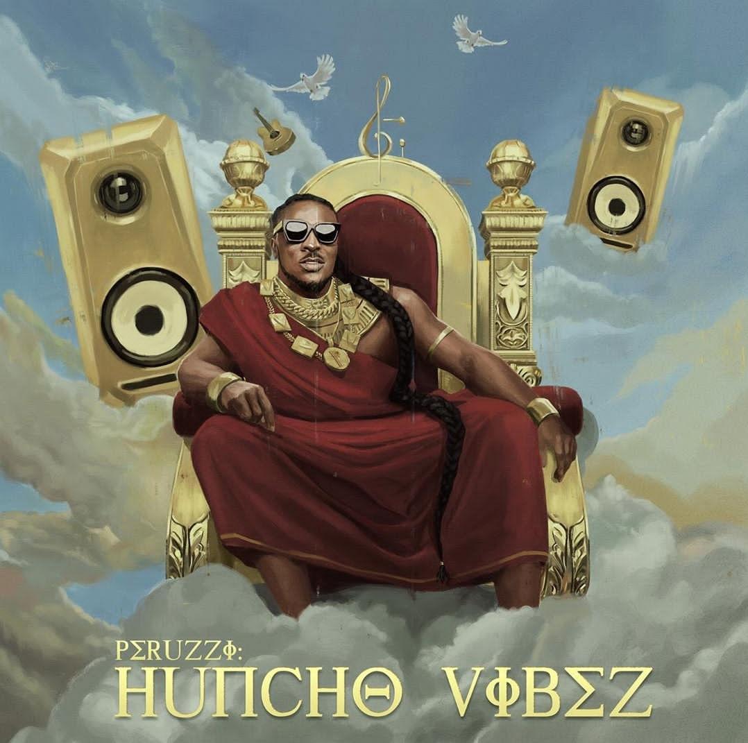 "DMW Star Peruzzi Unveils His Upcoming Album ""Huncho Vibez"" Cover Art"
