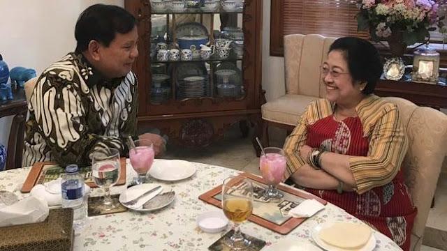 Gerindra Dapat Kursi Menteri Karena Prabowo Akrab Dengan Mega