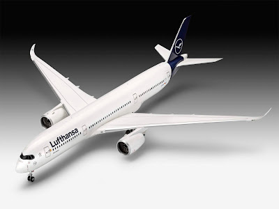 Airbus A350-900 Lufthansa New Livery picture 1