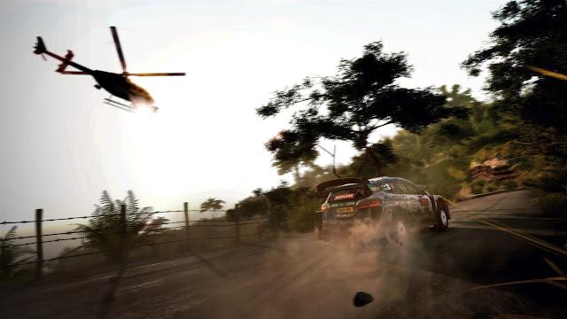 WRC 9 FIA World Rally Championship PC Descargar