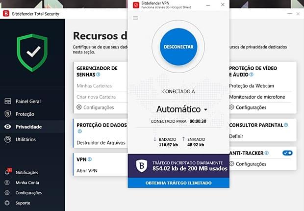 VPN Bitdefender