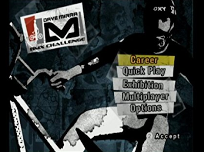 Download Dave Mirra BMX Challenge ISO/CSO Save Data PSP PPSSPP For Android Ukuran Kecil