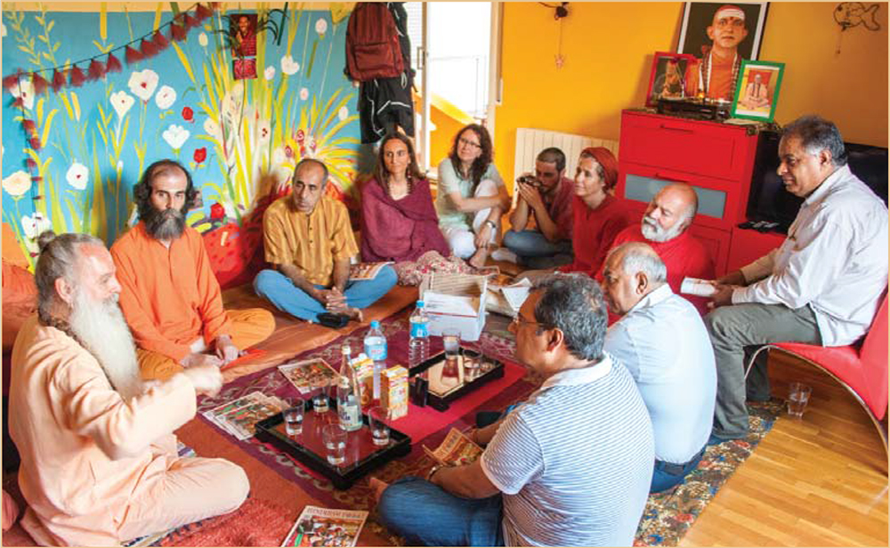 Spain Hindus organizing to create a united voice