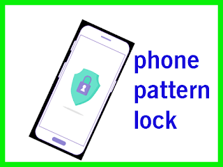 phone pattern lock