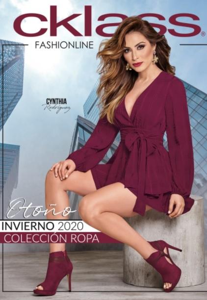 Fashionline  Digital cklass Ropa Otoño Invierno 2020 : vestimenta