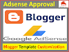 Adsense Approval Blogger Template 2020