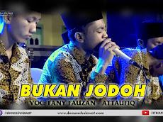 Lirik Bukan Jodoh At Taufiq (Cover Lagu Kartonyono)