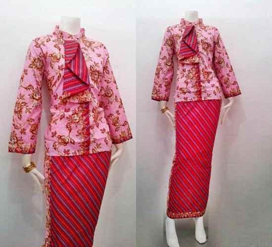 Batik Bagoes Solo: Model Baju Batik Terbaru Pramugari Dasi