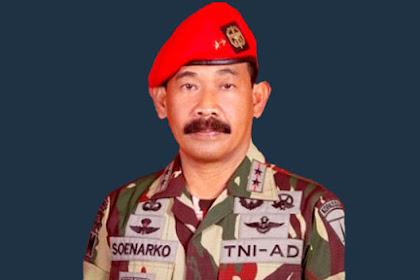 Fitnah terhadap Mayjen Soenarko jadi Trigger Satukan Purnawirawan TNI AD