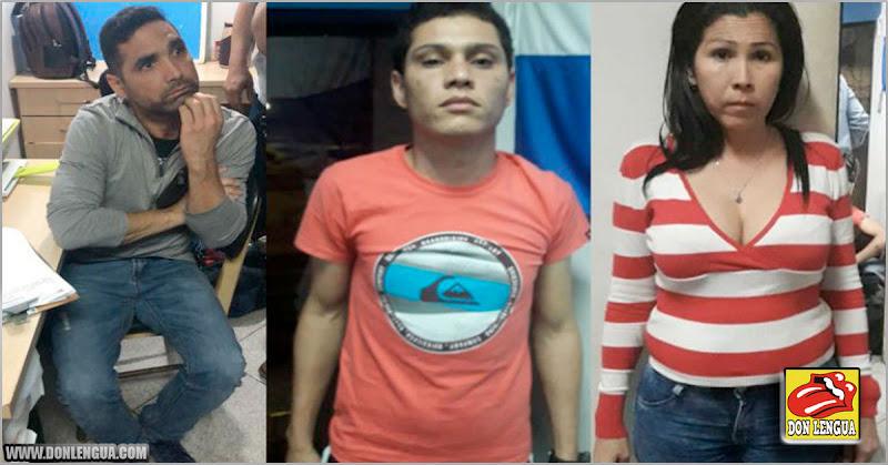Tres venezolanos detenidos en Paraguay por hackear cajeros automáticos