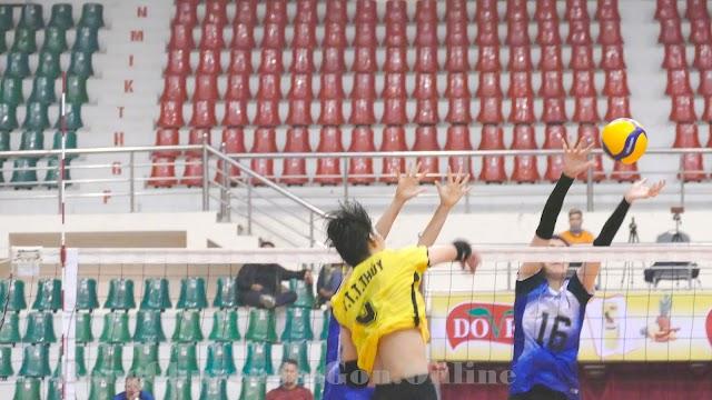 Trần Thị Thanh Thúy tiếp tục đến Nhật thi đấu