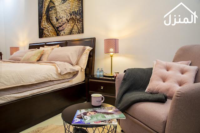 ترتيب ديكور غرف نوم فندقية