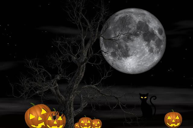 4 idee/eventi per festeggiare Halloween con i bambini