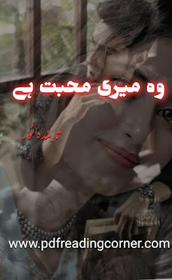 Wo Meri Muhabbat Hai By Tabinda Noor - PDF Book