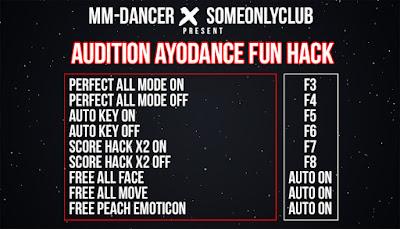 Cheat Ayodance Fun Hack 6168