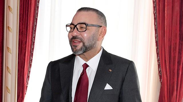 جلالة الملك يهنئ الرئيس الجديد لجمهورية موريس