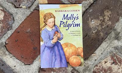 Image for the children's book Molly's Pilgrim