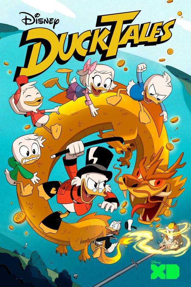DuckTales está de volta!
