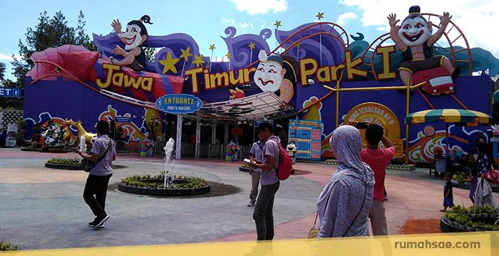 Perbedaan Wahana Wisata di Jatim Park 1, 2, dan 3