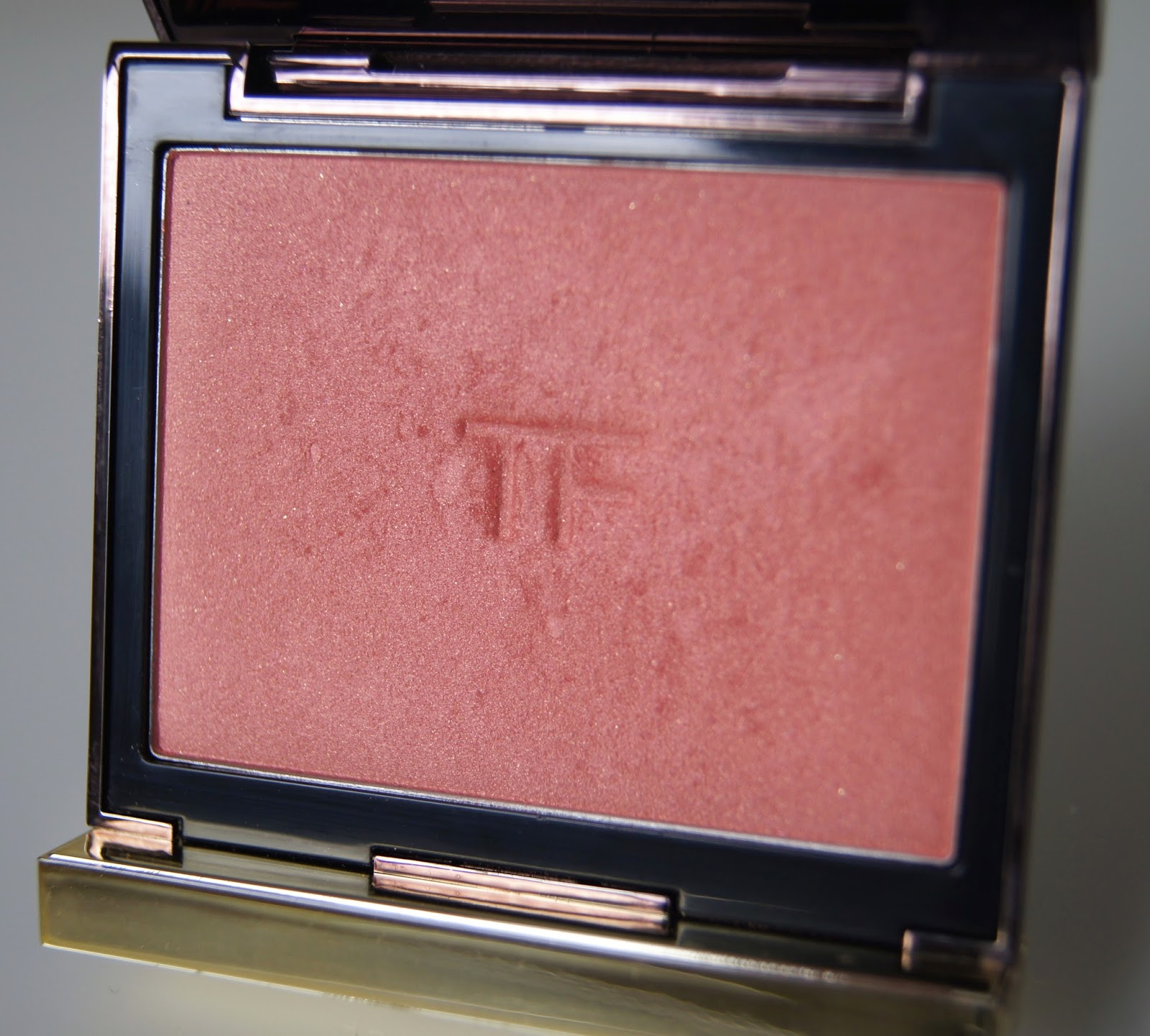 tom ford love lust blush review