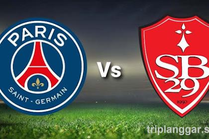 Hasil Coupe de France: PSG Habisi Brest dengan Skor 3-0