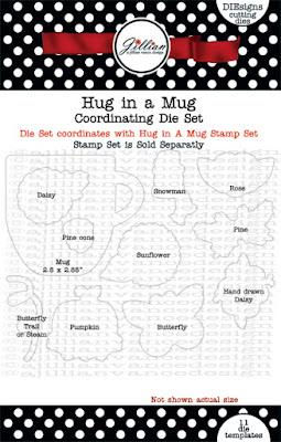 Hug in a Mug Die Set