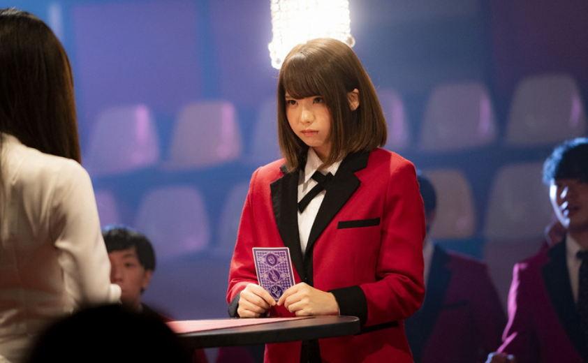 Penampilah Enako Cosplayer No.1 Jepang Di film Pertamanya KAKEGURUI