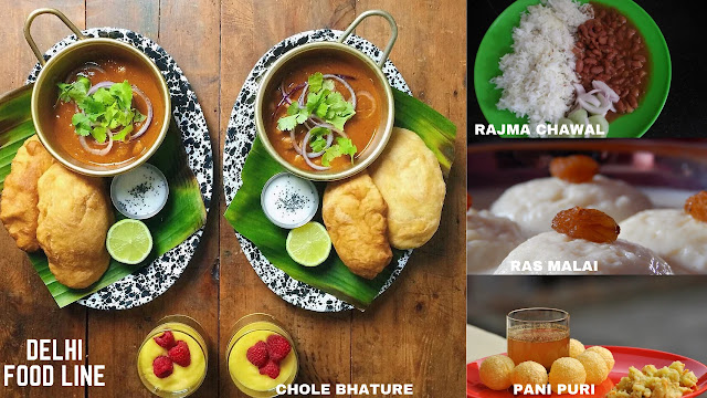 Travel destinations in india for food lovers: Explore India On Plate