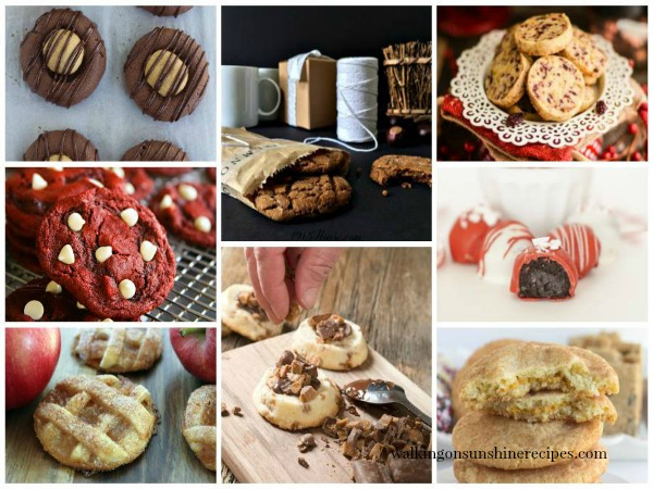 Christmas Cookie Roundup