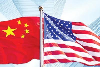 china US Flag