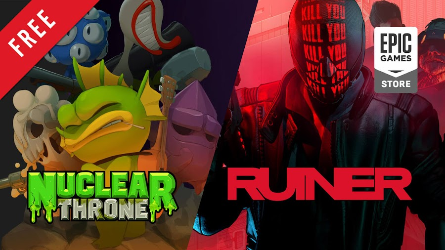 nuclear throne ruiner free pc game epic games store vlambeer reikon games devolver digital