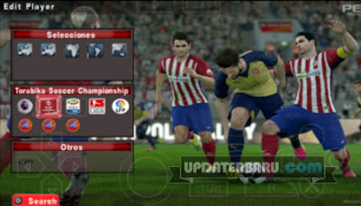 game PES 2017 ISO Update Patch by Army17